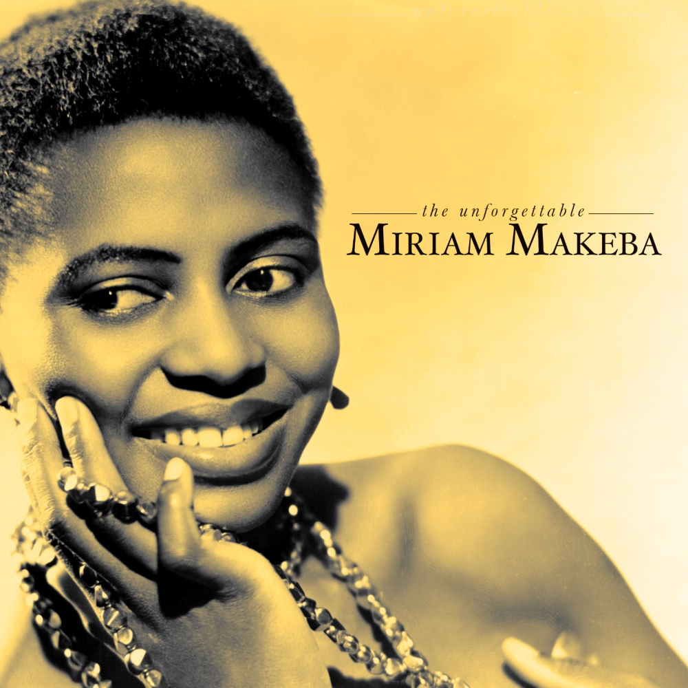 Miriam Makeba Portrait Session